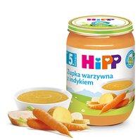Zupka warzywna z indykiem BIO